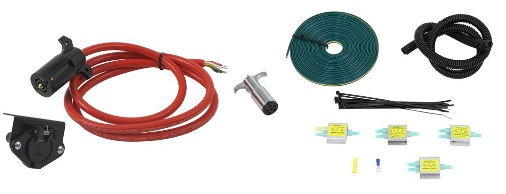 RM-152-98146-7 - Tail Light Mount Roadmaster Splices into Vehicle Wiring