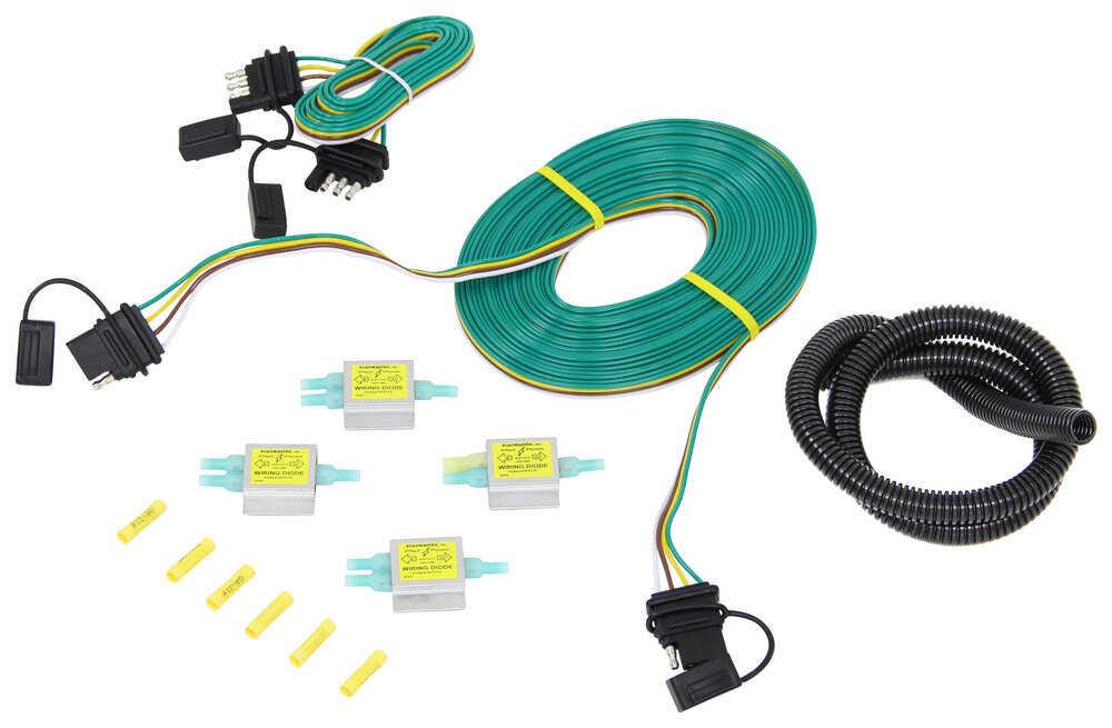 Roadmaster Universal Tow Bar Wiring - RM-154