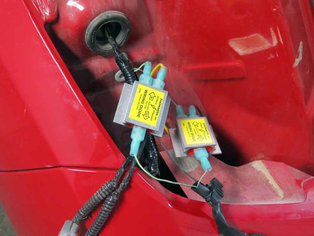 2016 Honda Fit Roadmaster Universal Hy-Power Diode Wiring Kit