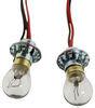 RM-155-2 - Bulb and Socket Kit Roadmaster Tow Bar Wiring