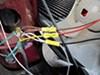Tow Bar Wiring RM-155 - Bulb and Socket Kit - Roadmaster on 2014 Chevrolet Silverado 1500