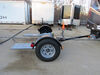 Roadmaster Tow Dolly with Self-Steering Wheels and Electric Brakes - 4,380 lbs 136L x 94W Inch RM-2000-1