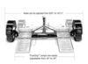 roadmaster trailers wheel decks dimensions