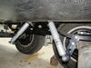 0  trailer leaf spring suspension roadmaster springs round axle - 3-1/2 inch comfort ride kit w/ shocks tandem 8k axles