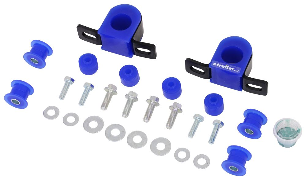 PU Rear Sway Bar Bushings 1-01-2982 compatible//w LEXUS RX350 RX450H ID 21.7 mm