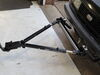 "Roadmaster StowMaster Tow Bar - Car Mount - 2"" Ball - 6,000 lbs Roadmaster - Crossbar Style RM-501"