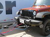 RM-520 - Steel Roadmaster Tow Bar on 2014 Jeep Wrangler