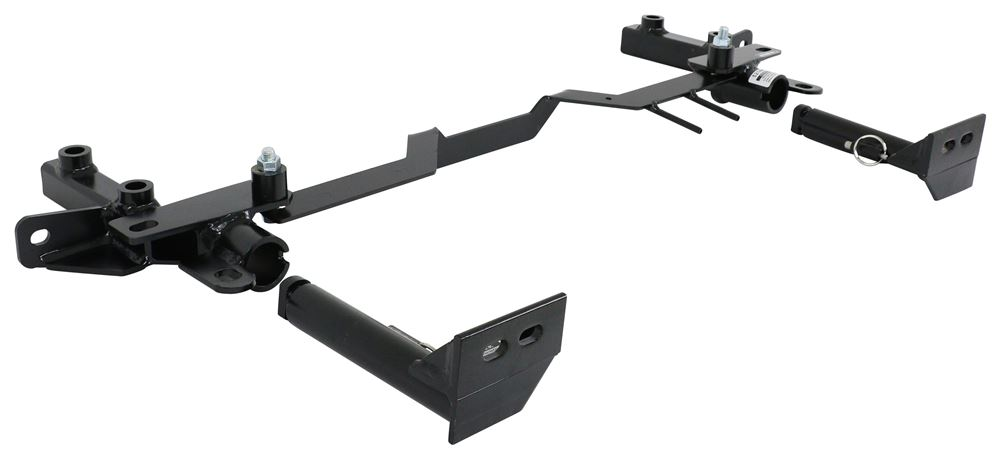 Roadmaster 521440-4 Crossbar Style Baseplate with Removable Arms