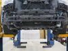 Roadmaster Twist Lock Attachment Base Plates - RM-521440-5 on 2015 Jeep Grand Cherokee