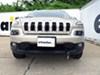 Roadmaster Removable Drawbars - RM-521447-4 on 2014 Jeep Cherokee