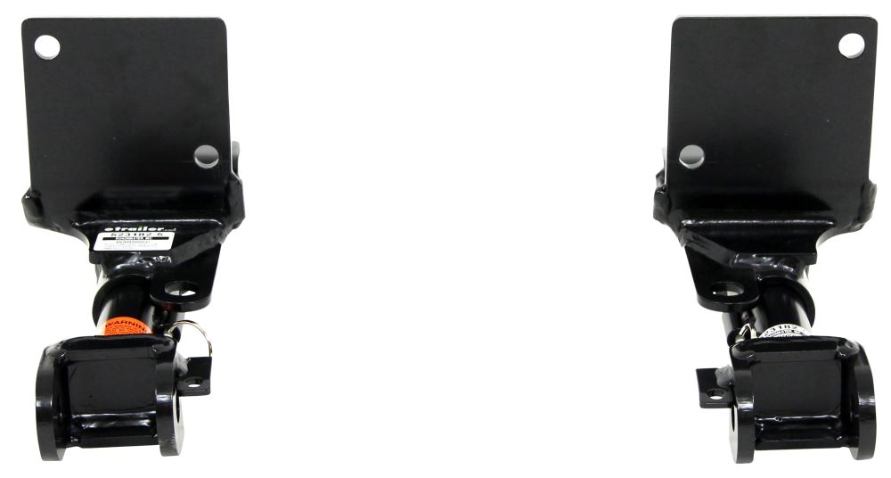 Roadmaster Direct-Connect Base Plate Kit - Removable Arms Twist Lock Attachment RM-523182-5