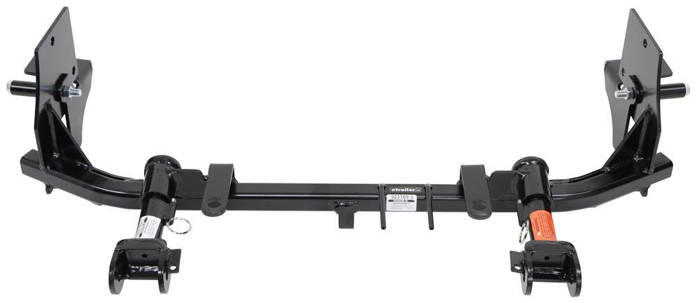Base Plates RM-523189-5 - Twist Lock Attachment - Roadmaster
