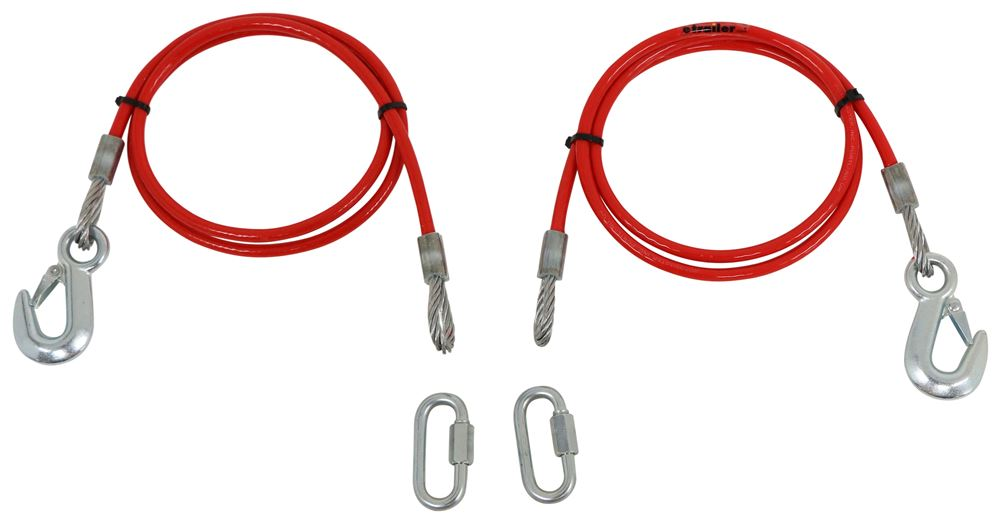RM-649 - 64 Inch Long Roadmaster Straight Cables