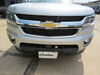 2018 chevrolet colorado tow bar roadmaster telescoping fits blue ox base plates on a vehicle