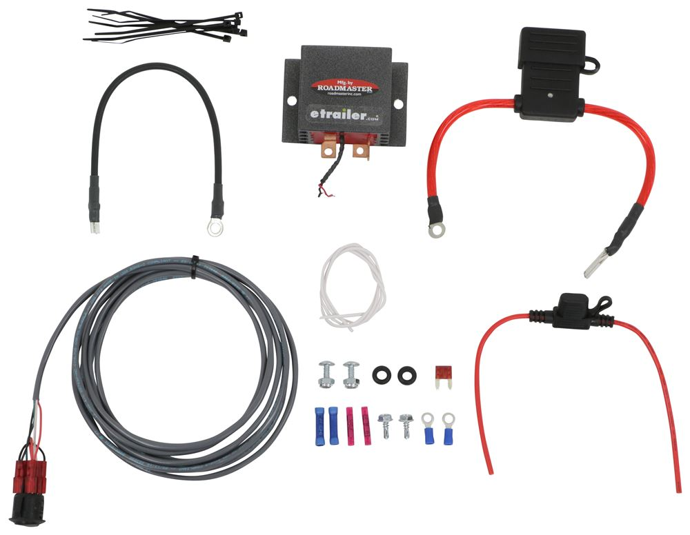 RM-76517 - Fuse Bypass Roadmaster Tow Bar Wiring