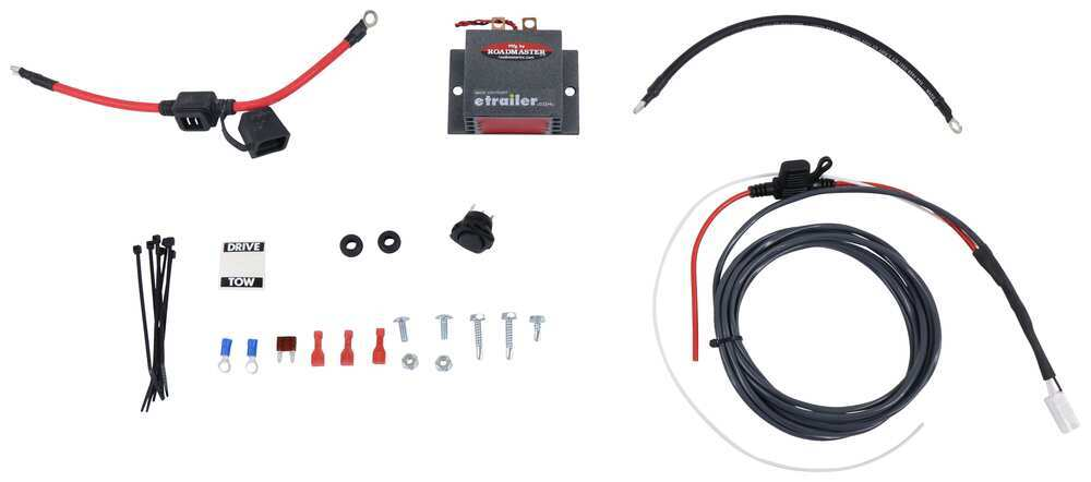 Roadmaster Bypasses Vehicle Wiring - RM-76517