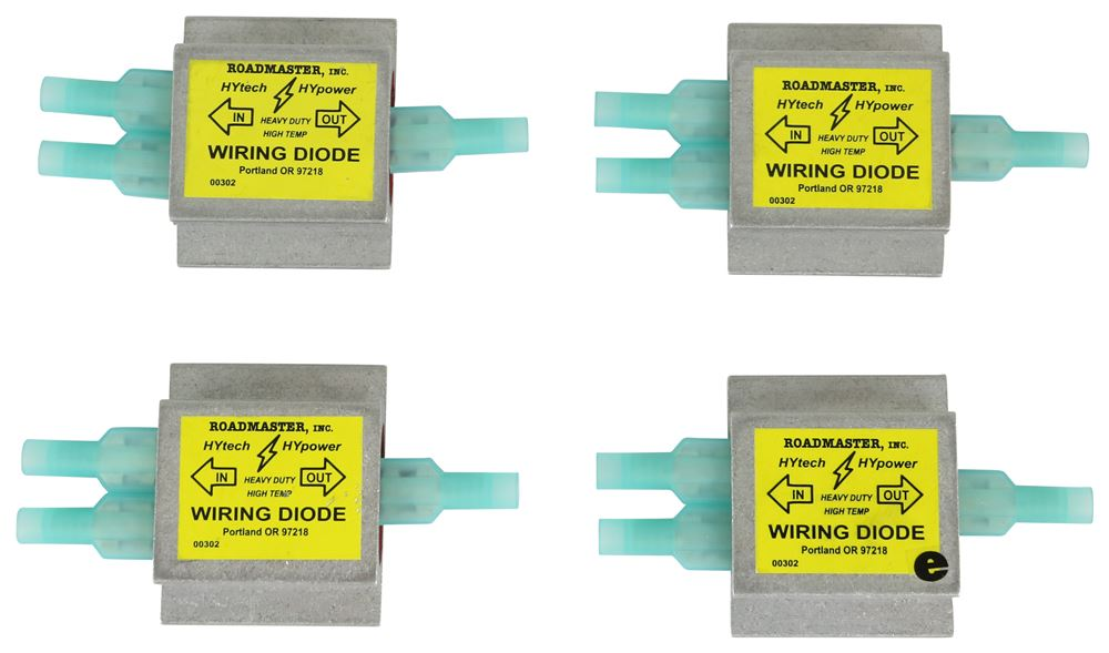 Accessories and Parts RM-794 - Diodes - Roadmaster