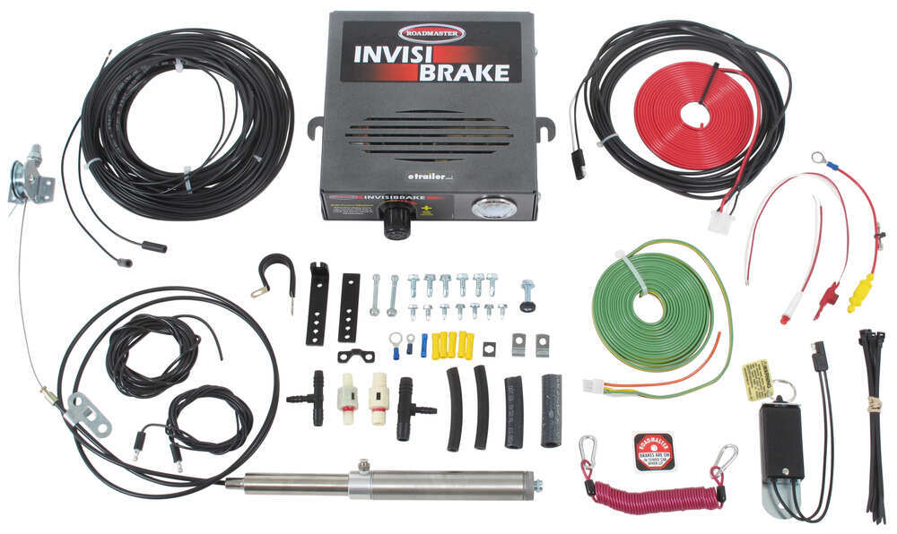RM-8700 - Power Assist Brake Compatible Roadmaster Tow Bar Braking Systems