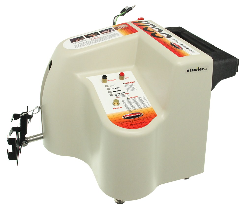 Tow Bar Braking Systems RM-9700 - Recurring Set-Up - Roadmaster