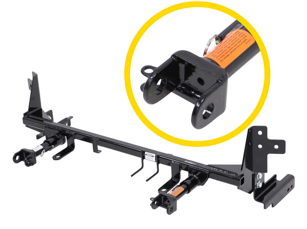 RM35FR - Twist Lock Attachment Roadmaster Removable Drawbars