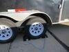 RM74FR - Black Rumber Wheel Chocks
