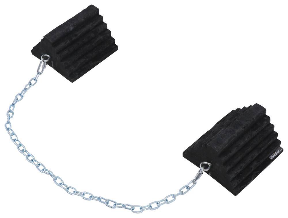 Wheel Chocks RM74FR - Pair of Chocks - Rumber