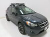 Rhino Rack Cargo Basket - RMCB on 2014 Subaru XV Crosstrek