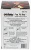 Orion Fire Pit Pro Campfire Starter Mini Flares - 12 Pack Fire Starter RN753-01