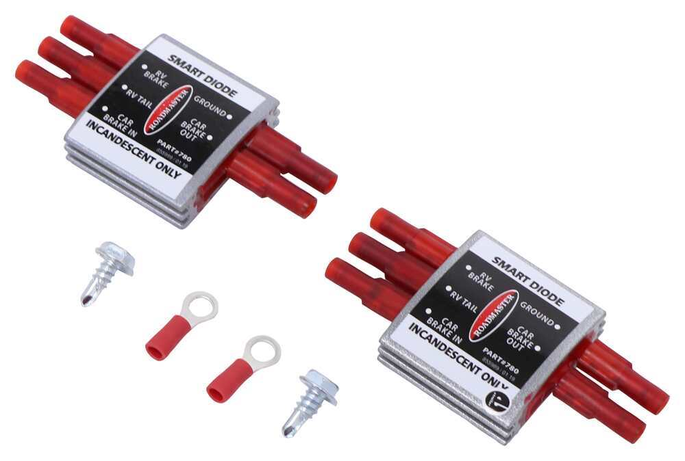 RO34FR - Universal Roadmaster Splices into Vehicle Wiring
