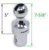 Reese Elite Pop-In Ball Trailer Hitch Ball - RP19315