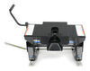 reese fifth wheel hitch sliding double pivot 5th trailer w/ round tube slider - dual jaw 16 000 lbs