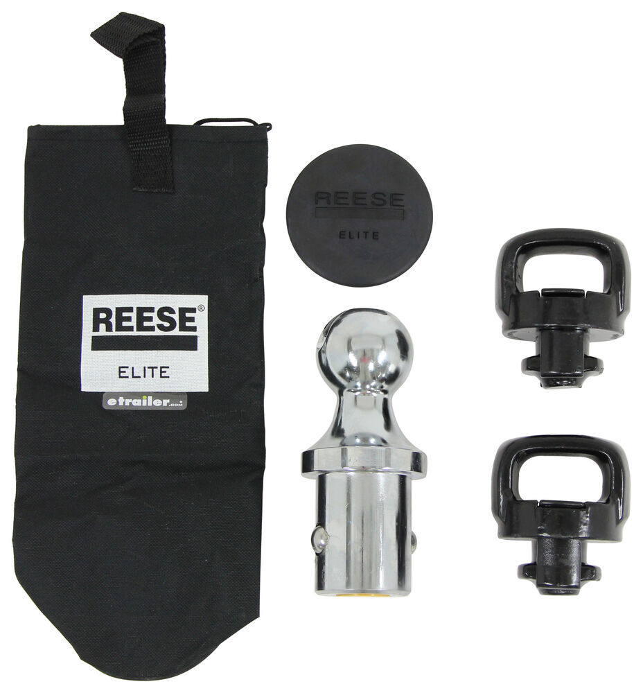 RP30140 - Manual Ball Removal Reese Gooseneck Hitch