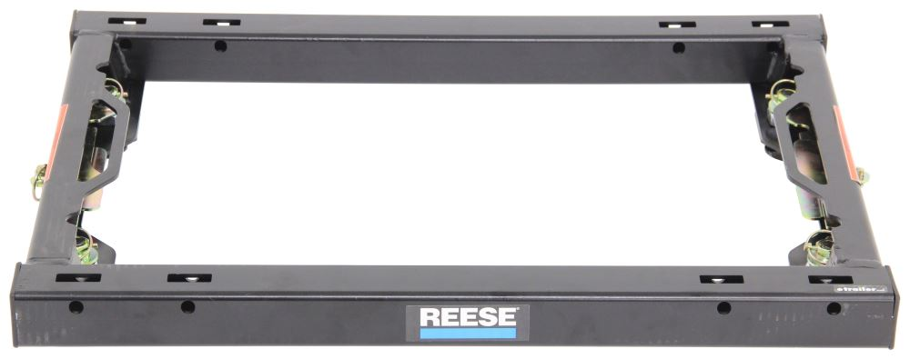 Reese Elite Series Underbed Rail Adapter for Standard 5th Wheel Trailer Hitches - 20,000 lbs Rail Adapter RP30156