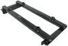 Under-Bed Rail and Installation Kit for Reese Elite Series 5th Wheel Trailer Hitches Below the Bed RP30868