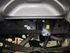 Reese Quick-Install Custom Installation Kit w/ Base Rails for 5th Wheel Trailer Hitches Above the Bed RP50064-58 on 2010 Chevrolet Silverado