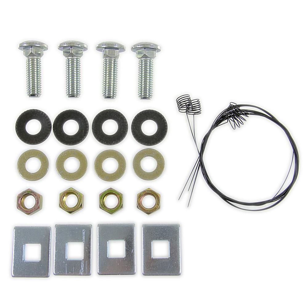 RP50066F - Hardware Kit Reese Fifth Wheel Installation Kit