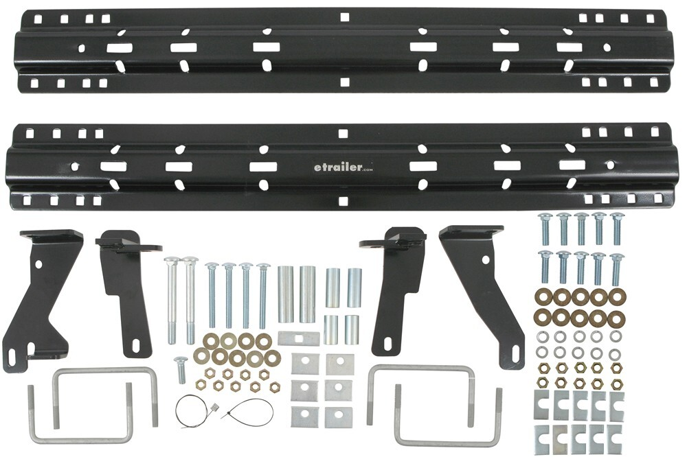 Fifth Wheel Installation Kit RP50140-58 - Above the Bed - Reese