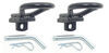 reese accessories and parts  safety-chain attachment for gooseneck hitches on 5th wheel rails