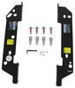 Reese Quick-Install Custom Outboard Brackets for 5th Wheel Trailer Hitches Brackets RP56016