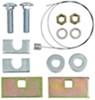 RP58186 - Semi-Custom Reese Fifth Wheel Installation Kit