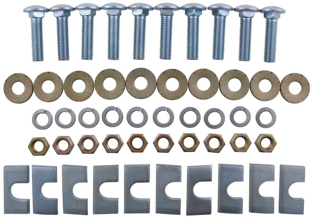 Accessories and Parts RP58430 - Hardware Kit - Reese