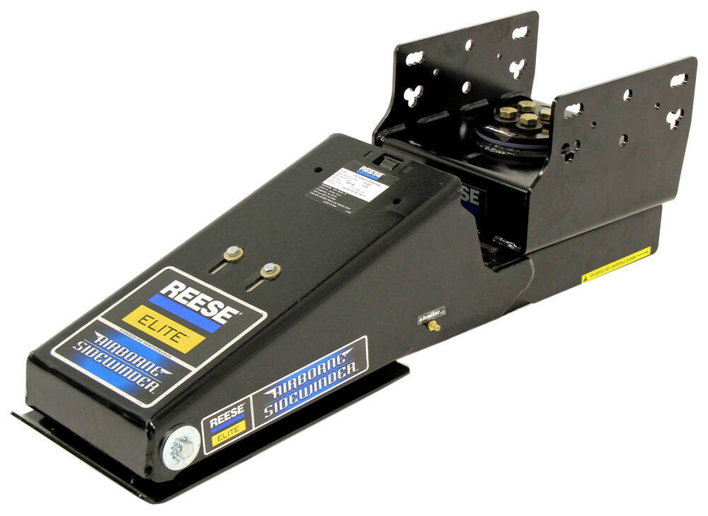 RP61422 - Provides Turning Clearance Reese Pin Box Upgrade