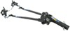 reese weight distribution hitch electric brake compatible system w shank - trunnion bar 8 000 lbs gtw 800 tw