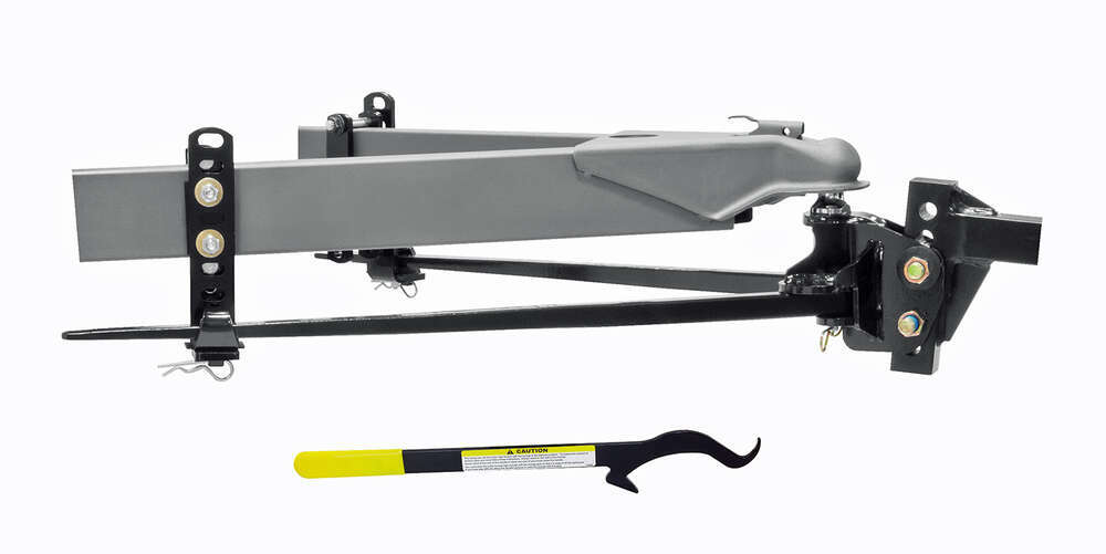 RP66558 - Electric Brake Compatible,Surge Brake Compatible Reese Weight Distribution Hitch
