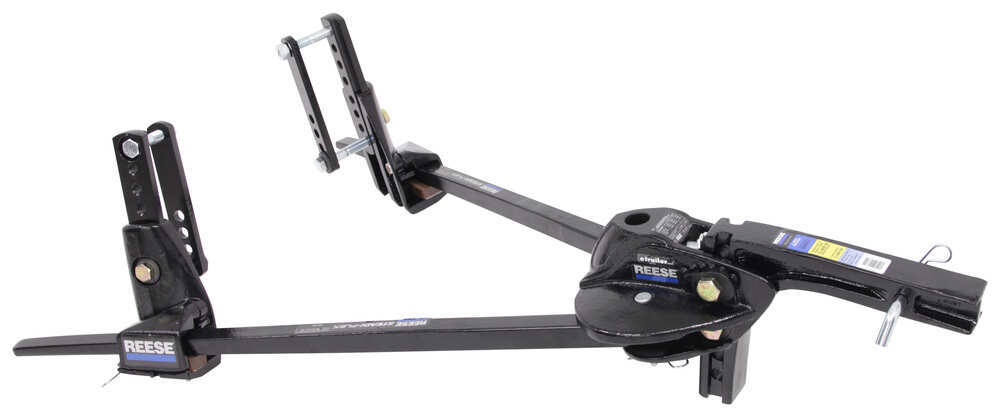 Weight Distribution Hitch RP66559 - Electric Brake Compatible,Surge Brake Compatible - Reese