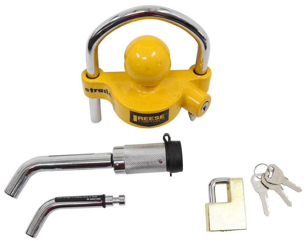 Reese Universal Application Lock Trailer Coupler Locks - RP7014700