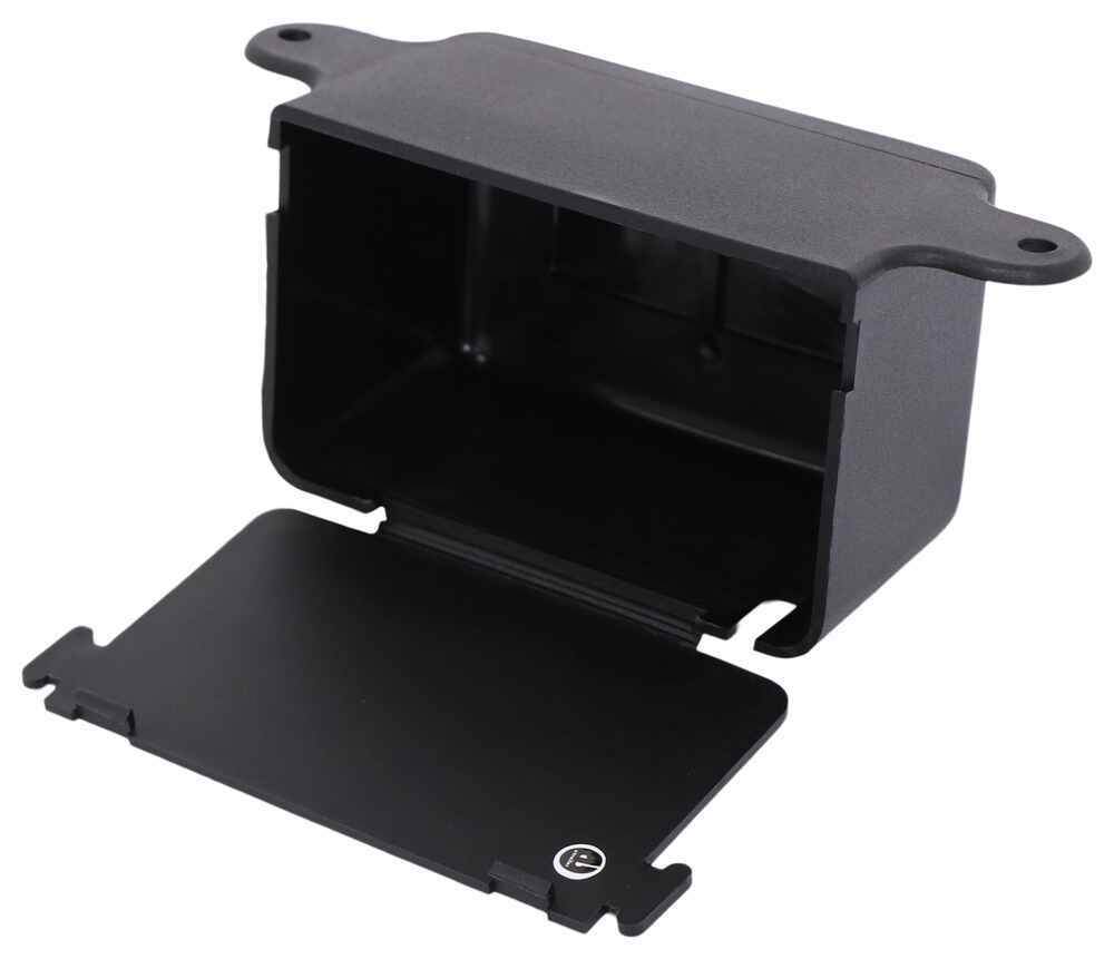 4 and 5-Flat Trailer Connector Mounting Box Mounting Brackets RP74641