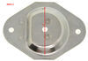 RR01-C - Recessed Mount Brophy Tie Down Anchors