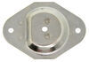 """Brophy D-Ring Tie Down Anchor - Bolt-On - 3-9/16"""" Wide - Recessed Mount - 400 lbs Recessed Mount RR01-C"""