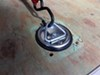 D-Ring Anchor w/ Backing Plate and Hardware - Bolt-On - Recessed or Surface Mount - 265 lbs 265 lbs RR2K